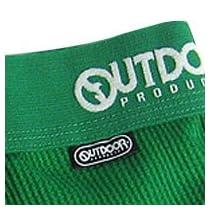 (アウトドア プロダクツ)OUTDOOR PRODUCTS カラーサーマル ボクサーパンツ L グリーン