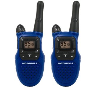 Motorola Talkabout MC220R Two Way Radio - 4 PK/CT