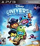 Disney Universe - PS3 - Video Game - Suit up with 45 costumes and upgraded tools - Power up and explore Disney worlds - Team up and compete with up to four players