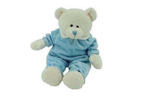 Kuschelbär Teddy Teddybär Schlafbär blau Betty
