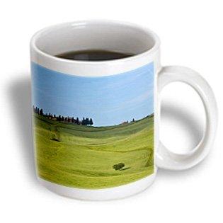 Danita Delimont - Tuscany - Tuscan Green Rolling Hills, Tuscany, Italy - Eu16 Teg0271 - Terry Eggers - 15Oz Mug (Mug_138142_2)