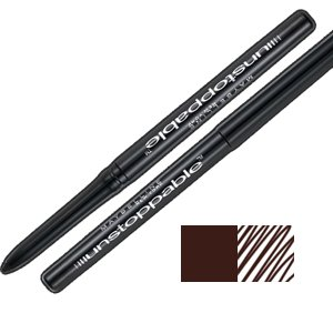 MAYBELLINE UNSTOPPABLE RENO EYELINER DARK BROWN