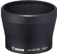 Canon LA-DC58F Objektivadapter