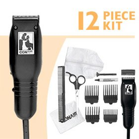 Conair HC100RCS Hair Cutting Kit