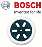Bosch Genuine Rubber Sanding Backing Pad (To Fit: Bosch GEX 125-150AVE, GEX 150 Turbo & GEX 150AC Sanders, Dia=150mm) (Bosch Pt No 2608601106) c/w Cadbury Chocolate Bar