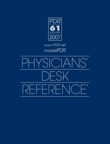 Physicians' Desk Reference Hospital Edition