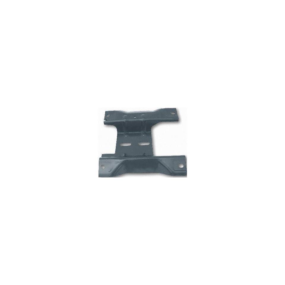 97 98 FORD F150 PICKUP FRONT BUMPER BRACKET RH (PASSENGER SIDE) TRUCK, Plate, 4WD, W/O Lightining (1997 97 1998 98) 9818 F65Z17B984BA