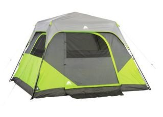 Ozark Trail 6 Person Instant Cabin Tent front-153016