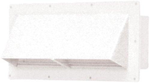 Ventline (V2111-13) Polar White Horizontal Exterior