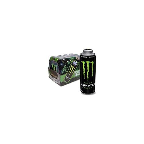 Mega Monster Energy (24 oz. can, 12 pk.) (Monster Energy Mega compare prices)