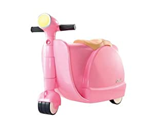 Diggin Skootcase, Pink