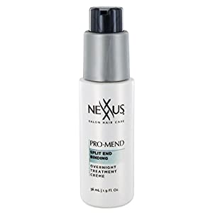 Nexxus Pro Mend Overnight Treatment Crème, 1.9 Ounce