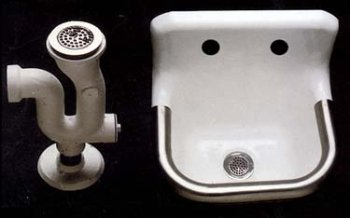 Buy Heavy Duty Service Sink - 22 x 18 (Sunrise Sinks, Plumbing, Sinks, Utility)