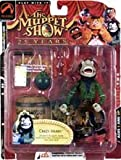 The Muppet Show Crazy Harry Series 2 Palisades Figure