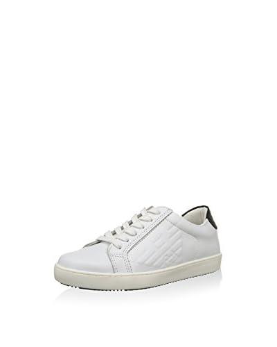 Armani Junior Zapatillas Blanco
