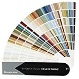 Benjamin Moore Collections Fan Deck (Color: White)