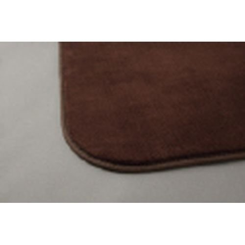 ラグカーペット ヒートプラス2 OHM-1924 ブラウン 620x500x700mm