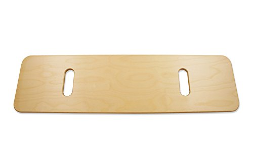 Rehabilitation Advantage 9 Ply Birch Transfer Board with Hand Holes, 35 Inch (Medical Slide Board compare prices)
