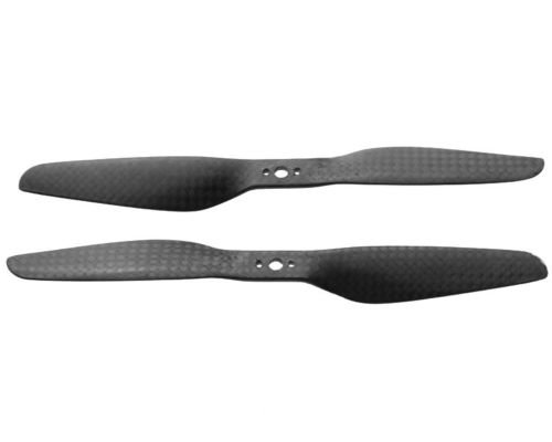 Happu-Store Carbon Fiber Propeller Prop Cw/Ccw For Fpv 250 Quadcopter Propeller Part 2X Pair
