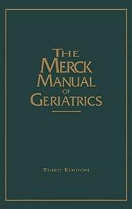 merck manual of geriatrics free download