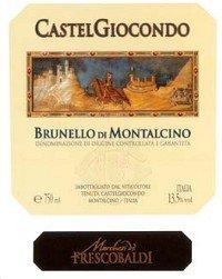 Castelgiocondo Brunello Di Montalcino 2007 1.50L