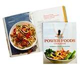 POWER FOODS Weight Watchers Cookbook Brand New Points Plus Program 2012