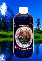 Multi Colloidal Mineral Max 880 ppm 16 Oz.