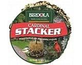 Birdola 54612 Cardinal Stacker, 4.8-Ounce