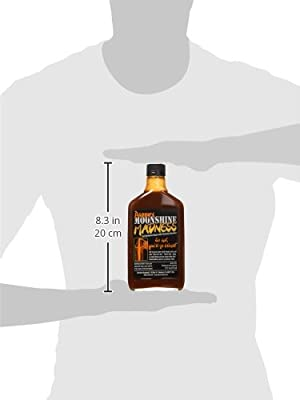 Pappy's Moonshine Madness Hot Barbecue Sauce with Kentucky Bourbon - 12.7 oz