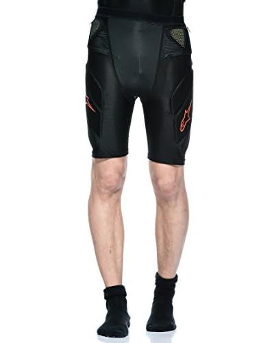 Alpinestar Cycling Protektoren-Unterwäsche Comp Pro schwarz/rot