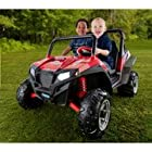 Peg Perego Polaris Ranger RZR 900 12-Volt Battery-Powered Ride-On