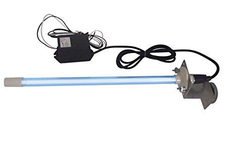Pureuv Uv Light AIR Purifier for Ac Hvac Coil 24v 14