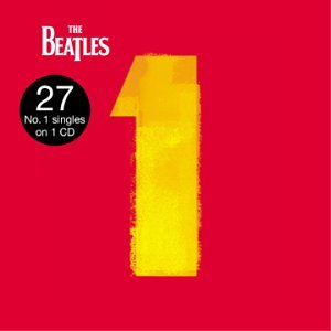 Original album cover of The Beatles 1 by The Beatles