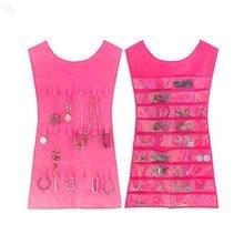 Zansaar Exclusives Jewellery Organiser Pink