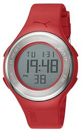 Puma Loop Steel Red Unisex watch #PU910981006