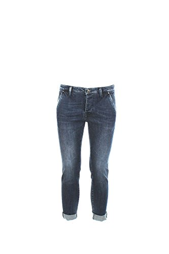 Jeans Uomo 0/zero Construction BEDDY/2SP SW511 Denim Autunno/Inverno Denim 40