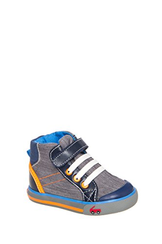 Boy's Dane Hook and Loop Sneaker
