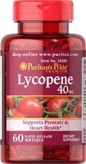 Lot de 2: Fierté lycopène 40MG 60 capsules de