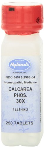 Hyland's Calcarea Phosphorica Tablets, 250 Tablets