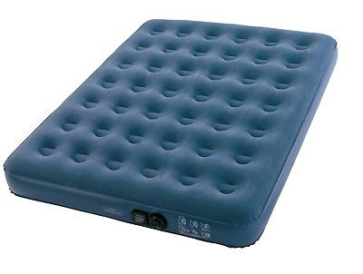 Wenzel Stow-n-go Insta-bed, Queen size (Navy Blue)