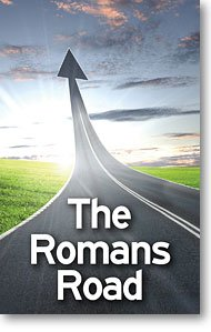 Ridiculous image for romans road kjv printable