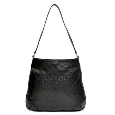 GUCCI Guccissima Leather Shoulder bag – 248272