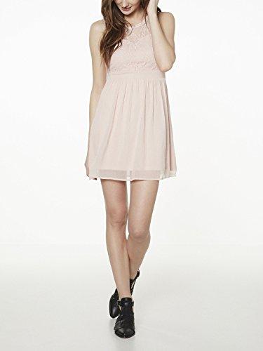 Vero Moda Women's Neja Sleeveless Dress with Lace Yoke Detail moda argenti moda argenti st 361