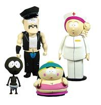 Buy Low Price Mezco South Park Series 6 Action Figures Case of 12 (B000S5UG3I)