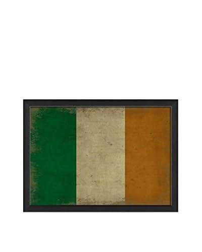 The Artwork Factory Irish Flag III Print