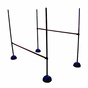 Buy Amber Sporting Goods Indoor Coaching hurdle (Set of 3) by Amber