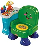 Fisher-Price Laugh & Learn Musical Activity Chair - Green