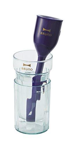 BRUNO パーソナル超音波加湿器 TULIP STICK 2 ネイビー BDE006-NV