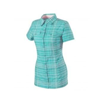 MILLET Zamora Chemise manche courte femme miv4170 bleu