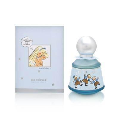 Les Triples Fragrance for Children 1.7 oz Eau de Toilette Spray